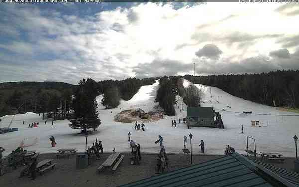 Welcome to Ski Martock - Home of Atlantic Canada's Best Snow.