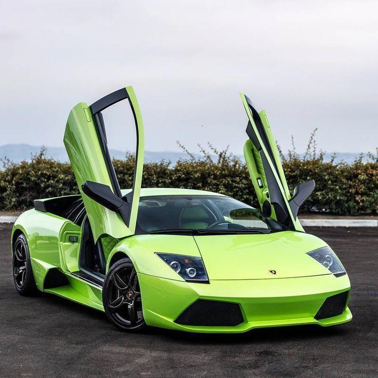 если картинки красивых зеленых спортивных машин совмещают себе экономичность
