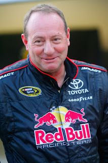 Get to know NASCAR veteran Ken Schrader [photo: Jason Smith/Getty Images for NASCAR]