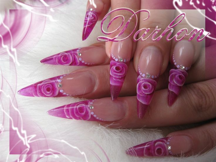 55 best Artistic Nails images on Pinterest | Nail scissors, Beleza ...