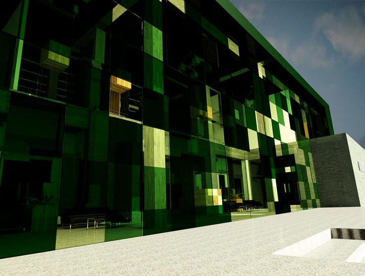 Sedena  Este proyecto realizado por la firma HyN Ingenieros y Arquitectos para Sedena (Secretaria de la Defensa Nacional) en Mexico, busca dar solucion a la necesidad de instalaciones militares para el entrenamiento de sus elementos a traves de realidad virtual. En colaboracion con la firma se realizaron perspectivas 3D para la visualizacion de varios espacios.  Sitio Web HyN Ingenieros y Arquitectos: http://hyn.com.mx/  Sitio Web Sedena: http://www.sedena.gob.mx/