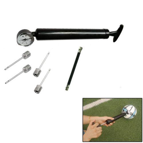 High Pressure Portable Air Pump Inflator for Football Soccer Ball Pumps