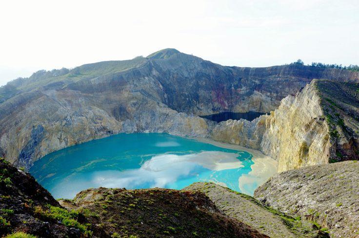 Kelimutu crater, Flores