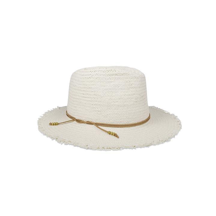 Hat Attack Fringe Travel Hat In Bleach Tan Bva131 Travel Hat Hats Tan