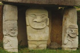 San Agustin National Park Columbia || Colombia Archaeology