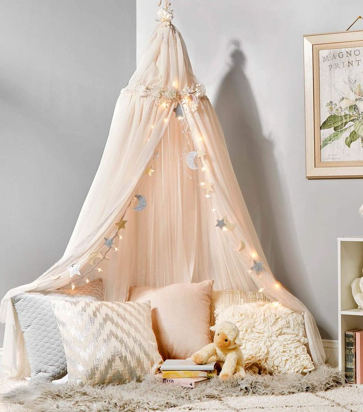 Baby Bedroom Neutral Inspiration