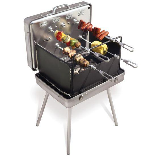 Brazilian Barbecue Briefcase