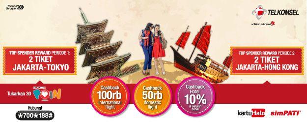 Promo Telkomsel Periode 2 di NusaTrip