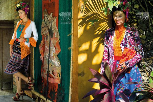 Colorful modern bohemian fashion - modern art and design with pops of ...600 x 400 | 199.7 KB | soulbird.typepad.com