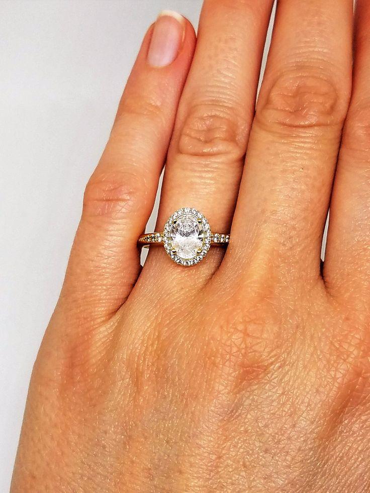 1000 Ideas About Oval Diamond On Pinterest Engagement