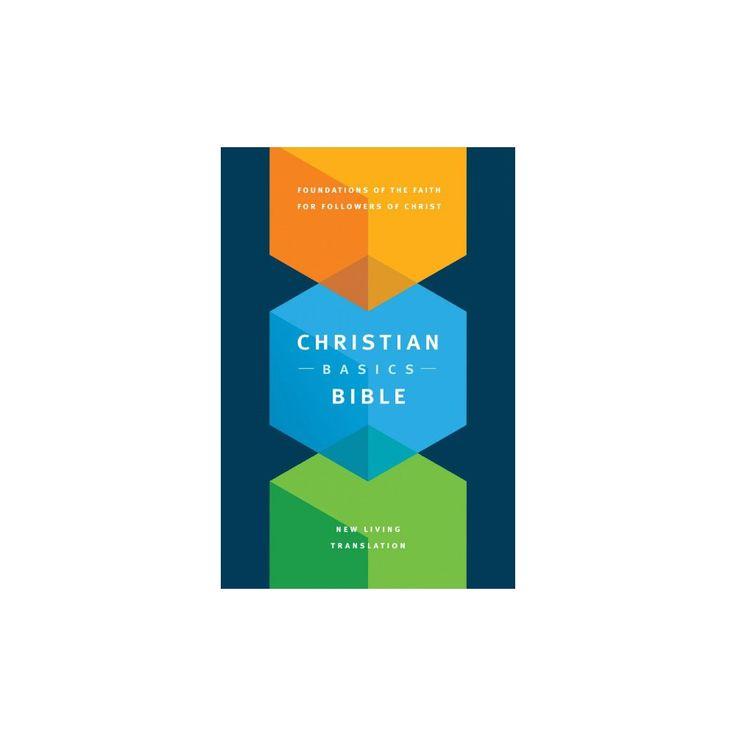 Holy Bible : The Christian Basics Bible, New Living Translation (Paperback) (Martin H. Manser & Michael