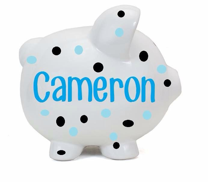 13 best baby piggy banks images on pinterest baby piggy banks personalized piggy bank boy piggy banks personalized ceramic piggy bank polkadot baby boy new baby gift baby shower birth gift negle Choice Image