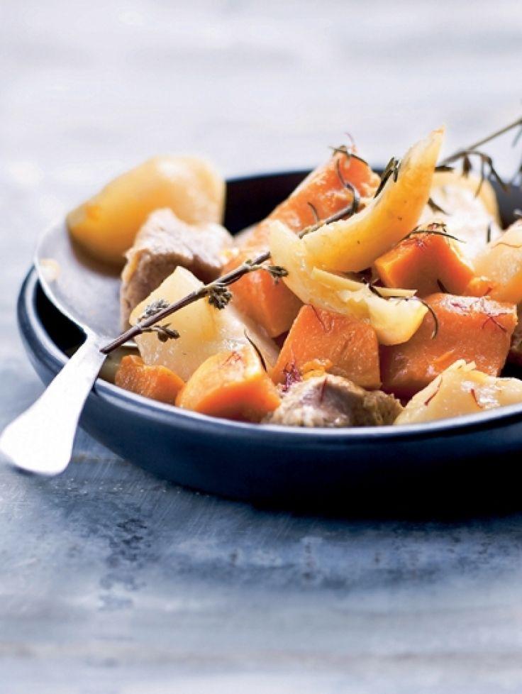Het grootste voordeel van het frisse weer? Dat is toch zeker pompoen. In de soep, door de pasta, in een stoofpotje, in z'n geheel, als puree. Zo raak...