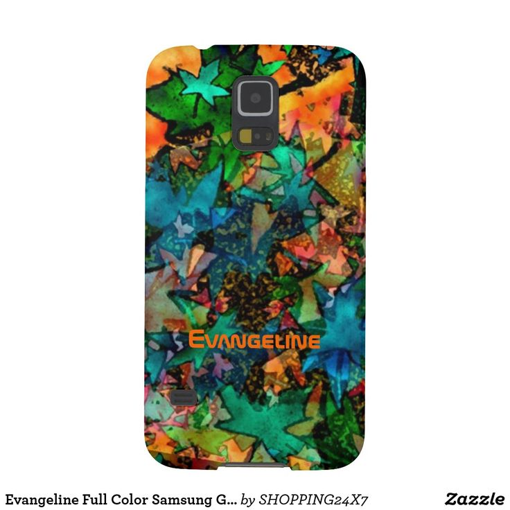 Evangeline Full Color Samsung Galaxy S5 case