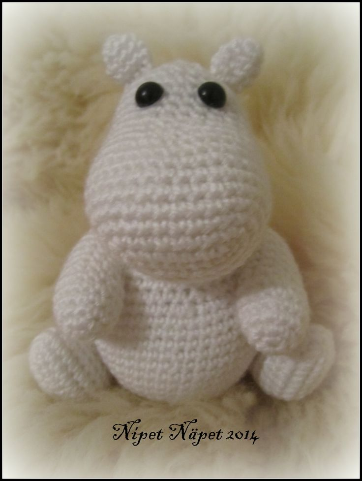 Crochet Moomin