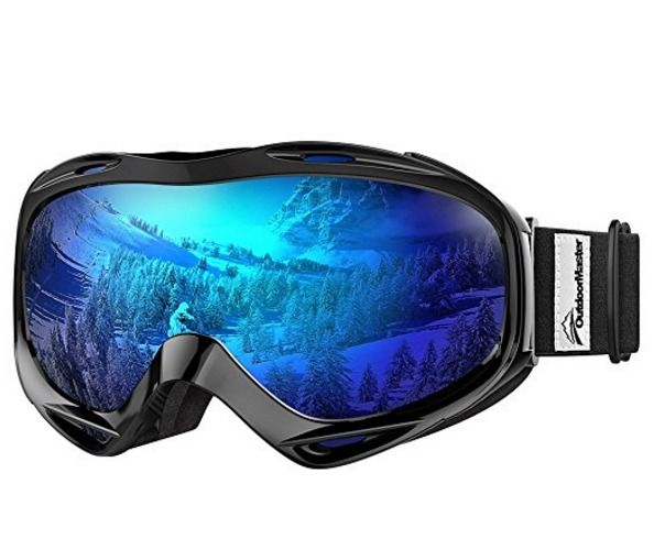 Ski Goggles 100% UV Protection Snow Snowboard Cycling Sunglasses Glasses NEW #SkiGoogles