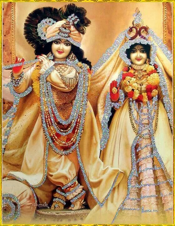 Deity worship, even in the simplest form, puts Krishna in the center of one's life; all activities revolve around the Lord by working for Him, cooking for Him, singing for Him, discussion of scripture,etc. In this way there is a natural, continuous thought which keeps devotees in constant transcendental touch via bhakti yoga.