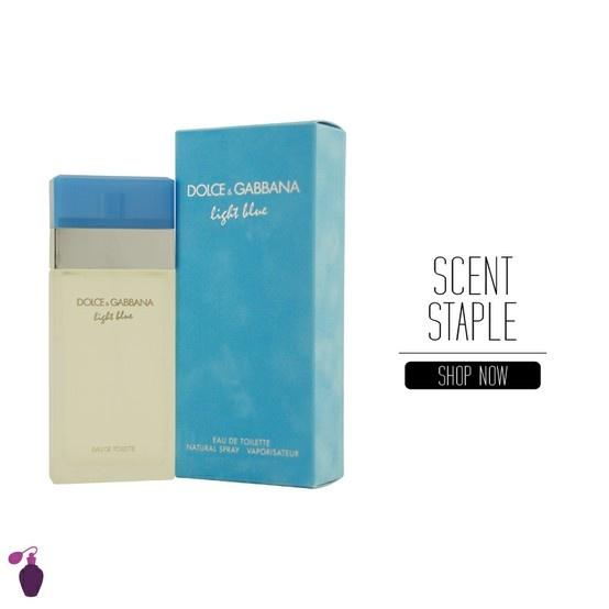 SCENT STAPLE: Shop D Light Blue