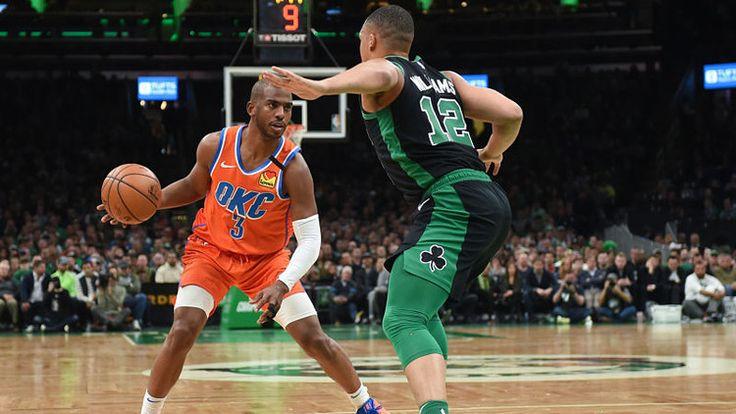Watch Chris Paul Confront 'Privileged' Fan During Celtics