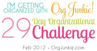 Looks like a good challenge!: Challenge Coming, Orgchallenge Teal3, Challenges Tips, Cleaning, Organizational Challenge, Organizing Challenge, Organizing Junkie, 29 Day Organizational