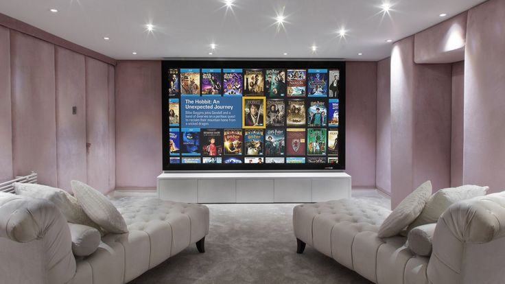 Our bespoke home cinema system in Manchester called 'Pretty in Pink' has been shortlisted for International Design and Architecture Awards 2016 in the Home Cinema category!