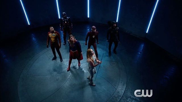 Watch Superhero Fight Club 2.0 exclusively on the new #CWApp: cwtv.com/thecw/the-cw-app