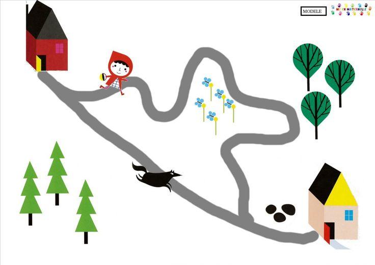 Le petit chaperon rouge – MC en maternelle