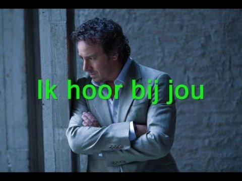 Marco Borsato - Ik Hoor Bij Jou (Lyrics)