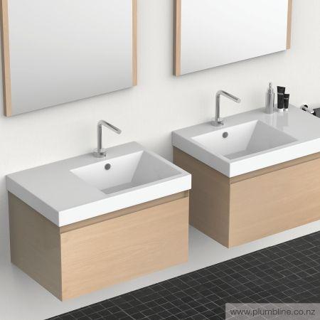 Stanza Zero 750 Right Vanity - Bathroom Furniture - Bathroom