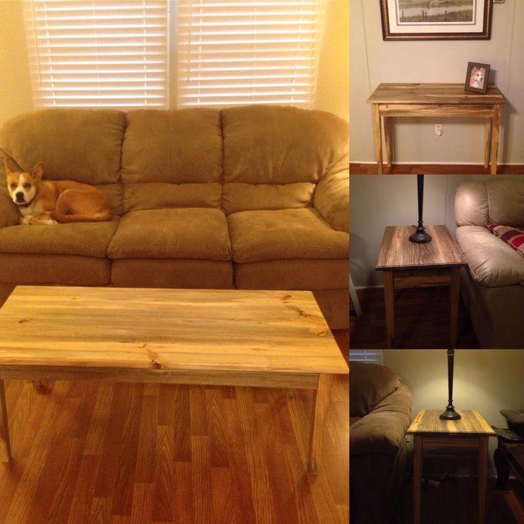 Blue pine living room furniture. Treat yoself sometimes http://ift.tt/2ng0plZ