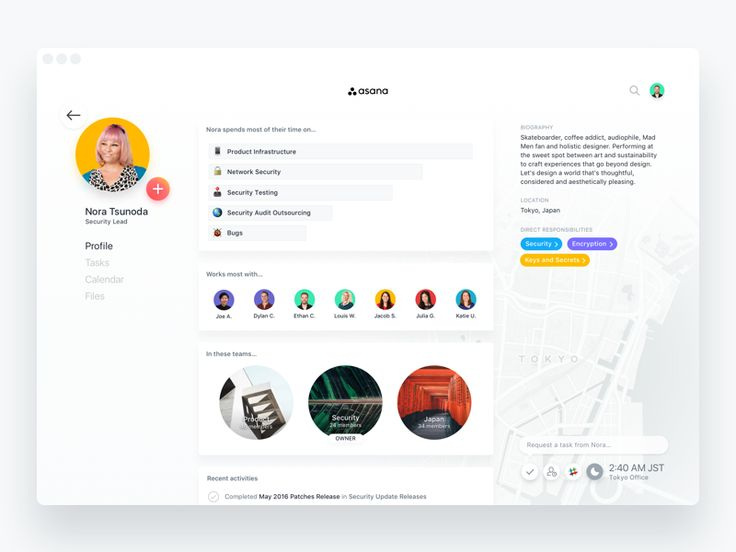 Every year, product designers at Asana work together with our co-founder to craft a vision for the future – Futurasana. We imagine a product that is both simple to use and empowering for teams arou...