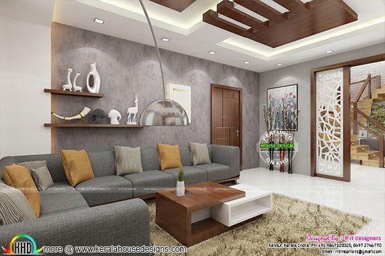 Posh Living Room Interior In 2019 Living Room Ideas