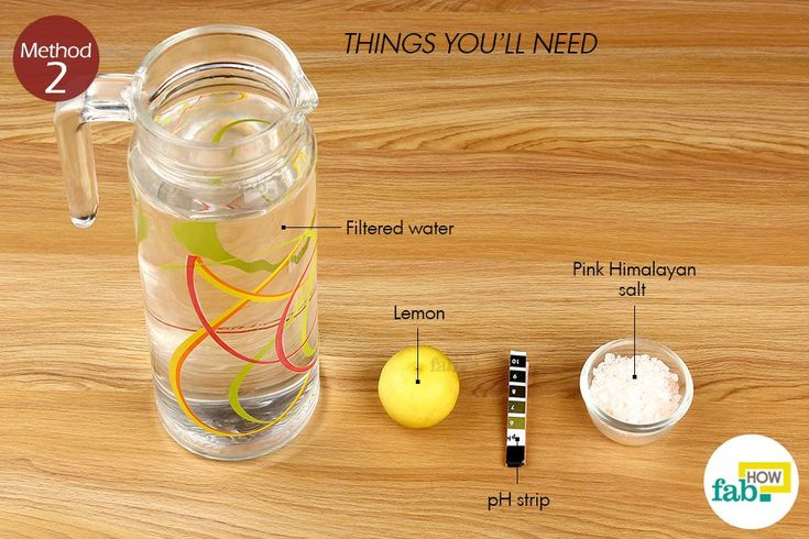 How to correctly make alkaline water fab how make