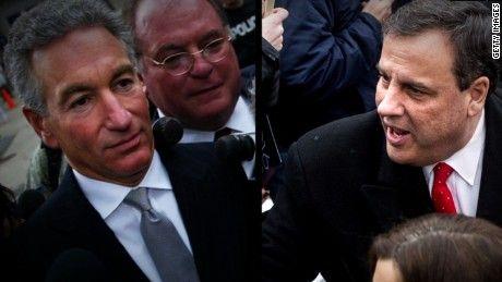 Charles Kushner Chris Christie Split