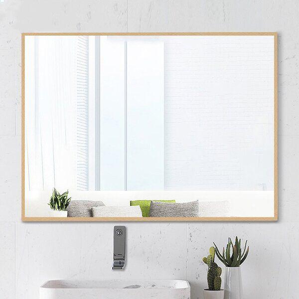 Ayalisse Bathroom Vanity Mirror, Tilting Bathroom Mirror Homebase