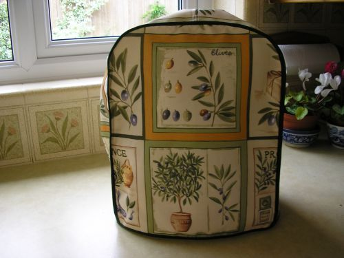 Magimix Food Processor Cover - fabric from Provence