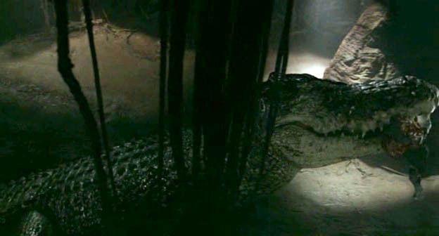"""""""Rogue"""" (2007) #Crocodile"""