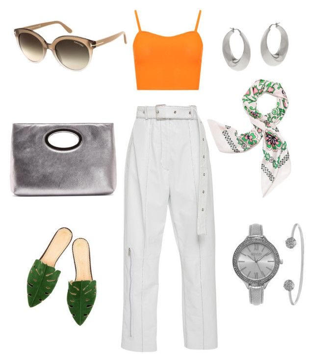 either other by beca-skopal on Polyvore featuring polyvore, fashion, style, WearAll, Donald J Pliner, SO & CO, VicenzaSilver, Tory Burch, Tom Ford, clothing, fabulous, women, BeautyandtheBeast, fashionset and belady