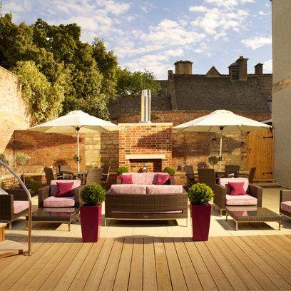 Elan Spa at The Greenway Hotel, Cheltenham. Get more travel inspiration at RedOnline.co.uk