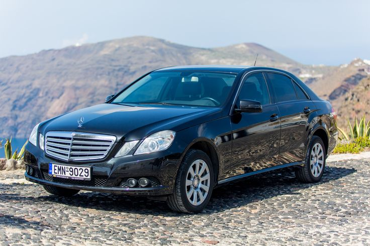 #LuxuryCars #Mercedes #E-220 #Santorini #Vip #Limousine
