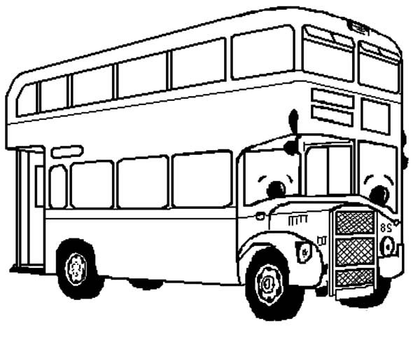 Public Transportation Coloring Pages Are A Great Way To Teach Children About Different Modes Of And Each Has Ru