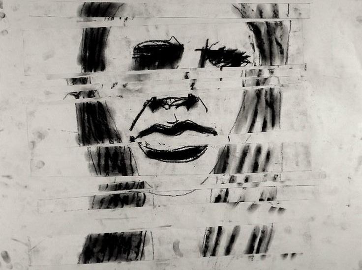 Morgan Bentham, Untitled Drawing, 2008.