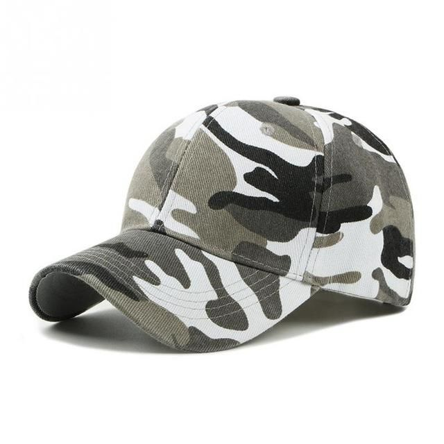 Hunting Fishing Camouflage Men Baseball Cap Military Tactics Army Sun Hat Camo