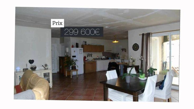 AUDE (11) CANET- A vendre villa 4 faces de plain-pied avec garage sous garantie décennale, sur terrain piscinable de 1600 m² comprenant :une cuisine ouverte sur séjour (70m² au total) avec terrasse et barbecue et un espace nuit composé de 4 chambres avec placard, une vaste salle de bain avec douche et baignoire et un bureau. A  12 km de Narbonne dans un village toutes commodités - REF 41336  -  Réseau ABESSAN - Martine NIMESKERN - (06 76 91 58 82) - Agent commercial en immobilier - Tous nos…