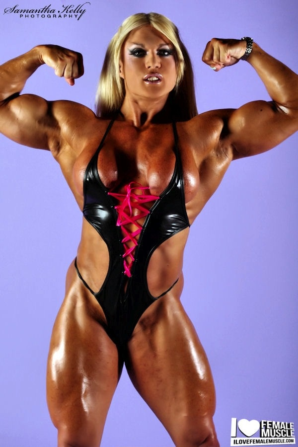 Lisa cross matthew 39 s muscle girls muscular women - Lisa cross fbb ...
