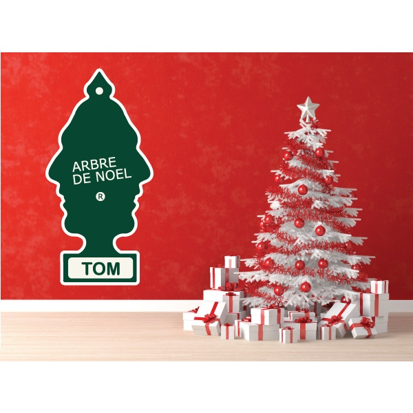 This #Christmas stay with #TOM, the Christmas #Tree by #Stickstyle!
