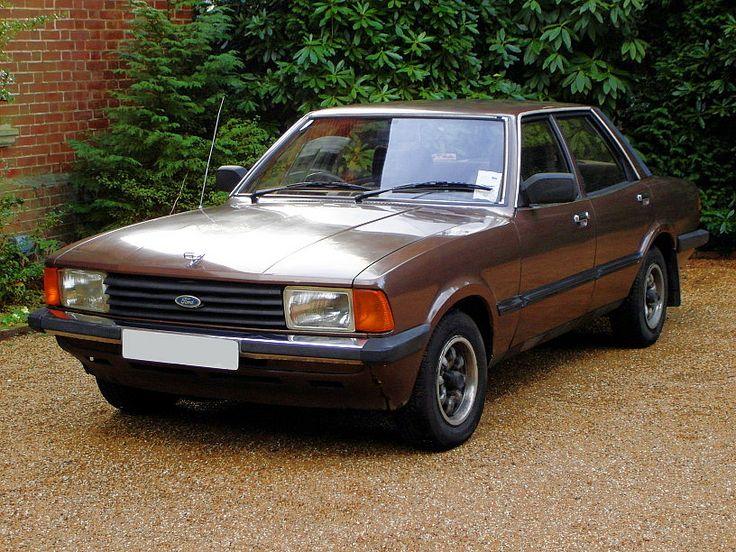 1982 Ford Cortina 80/Mk5 2.0GL