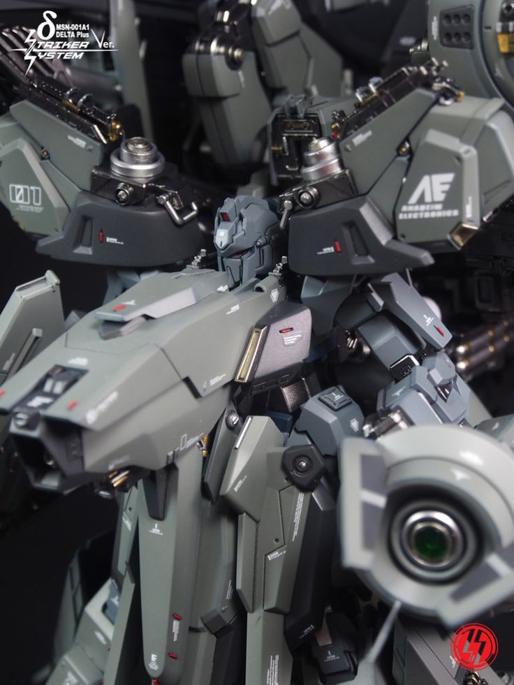 [GBWC 2013 Malaysia Entry]: Delta Plus Striker System Ver. Modeled by zero1st. Photoreview Wallpaper Size Images