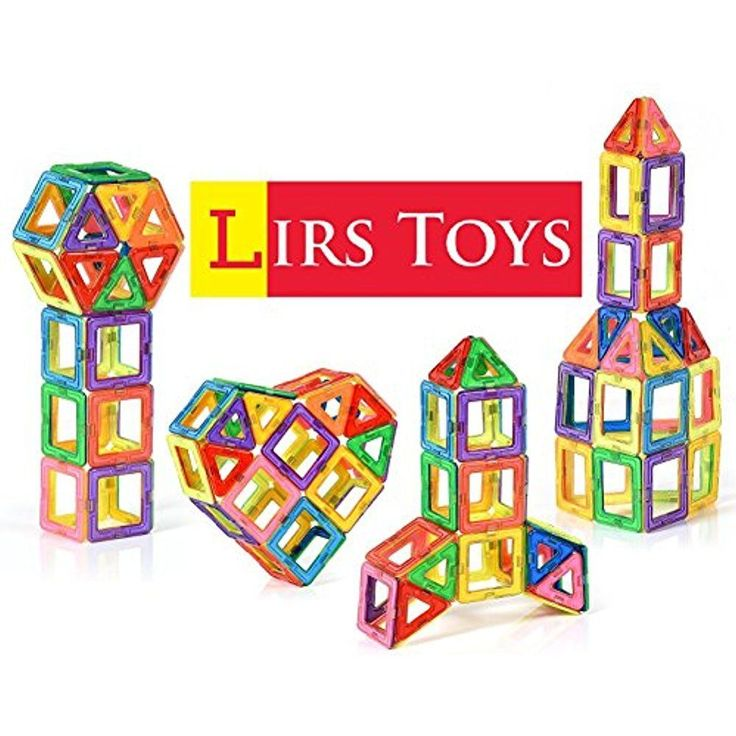 30-pcs: Categories Magnetic Blocks, Tiles, Building Set For Kids/Toddlers Age 3D #Doesnotapply