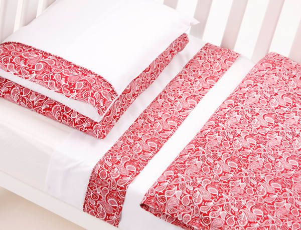 Spirited and colourful bed linen from Gypsy Kids